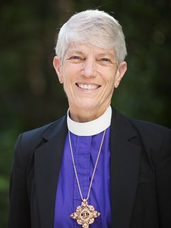 The Right Rev. Mary Glasspool