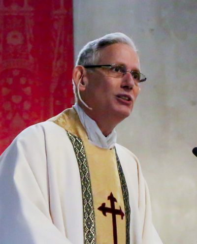 The Rev. Roy A. Cole