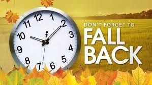 Sunday, November 3 is the end of Daylight Savings Time, and the running of the New York City Marathon!